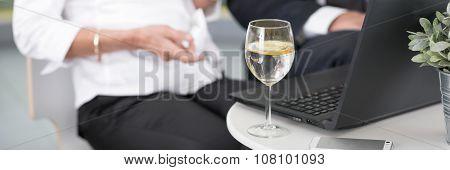 Business Meeting Arter Work