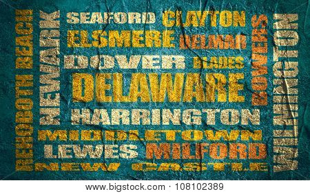 delaware state cities list