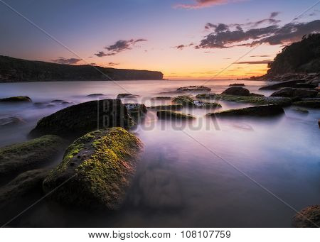 Smooth Long Exposure Seascape