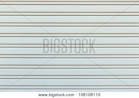 Metal Roller Door Shutter Background And Texture