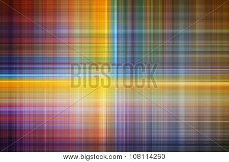 Abstract Background With Colorful Blurred Lines
