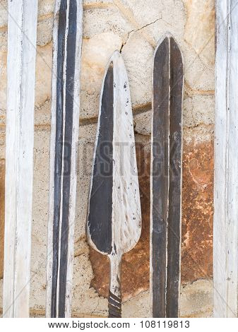 Maasai Weapons