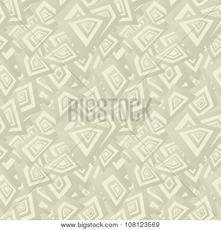 Beige seamless rectangle pattern background