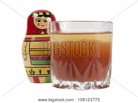 Matryoshka And Bloody Mary
