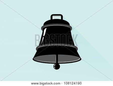 the logo of the bell