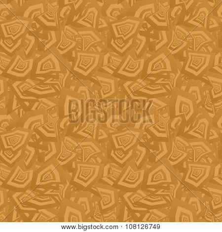 Bronze seamless irregular pattern background
