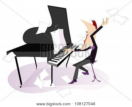 Expressive composer