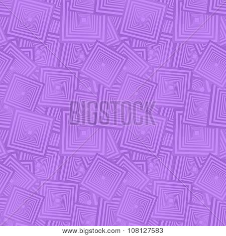 Lavender seamless square pattern background