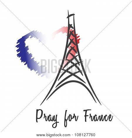 Pray for France.