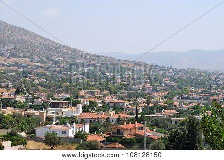 Greek settlement.