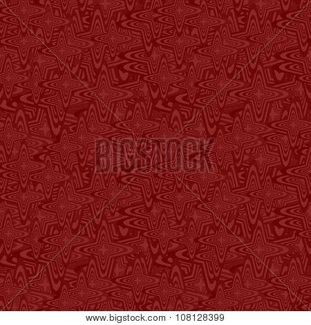 Maroon seamless curved pattern background