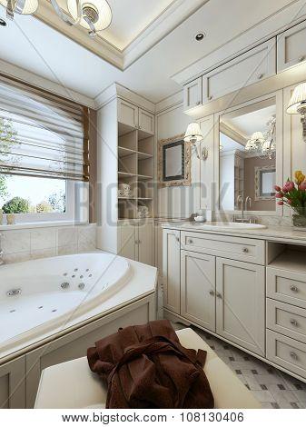 Bathroom Design Avant-garde