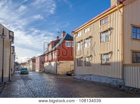 Idyllic Soderkoping in Sweden