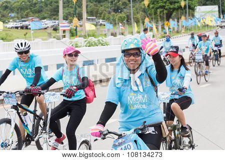 Bike For Mon Event.
