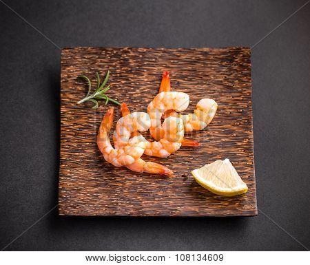 Shrimps Or Prawns