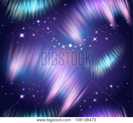 Northern Lights Seamless