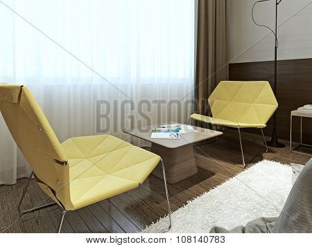 Chair In Contemporary Style