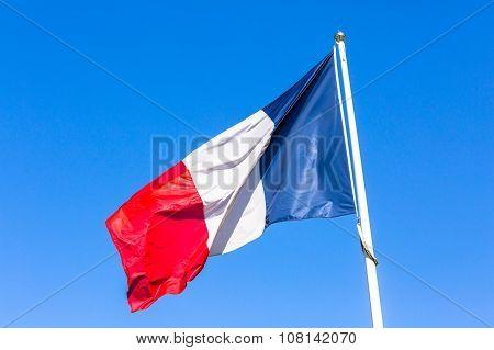 French Flag Liberty Symbol