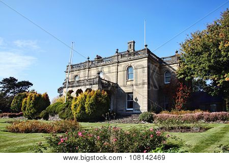 Parc Howard, Llanelli, Carmarthenshire, Wales