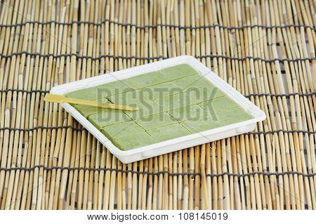 Chocolate Matcha Green Tea