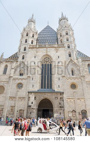 St. Stephen's Cathedral - Vienna