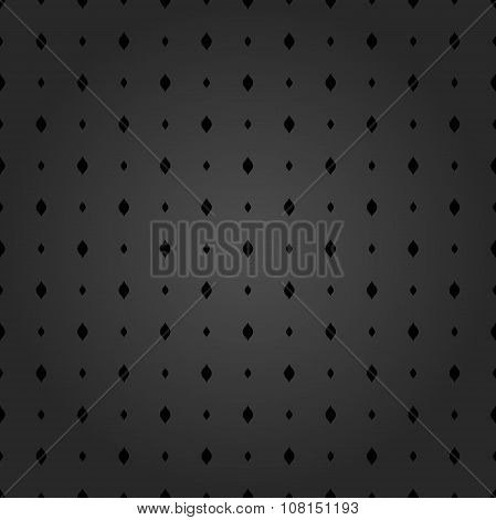 Seamless Modern Vector Dotted Pattern