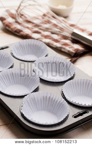 Muffin Baking Trays