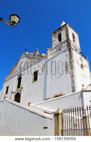 St. Sebastian Church, Lagos, Portugal
