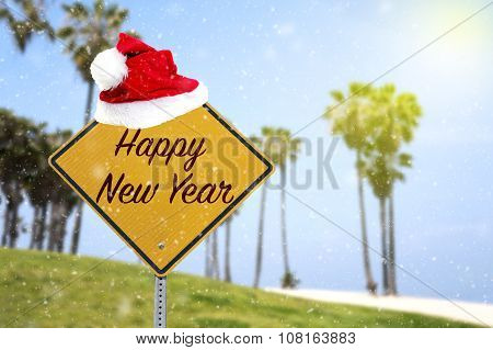 Happy New Year Concept