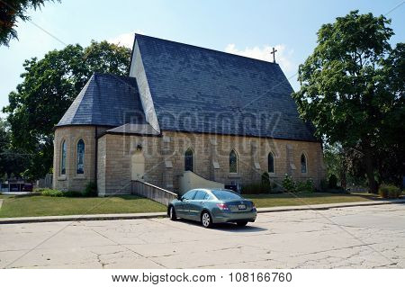 Saint John the Evangelist Episcopal Church
