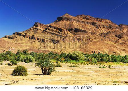 Jebel Sarhro, Morocco, Africa