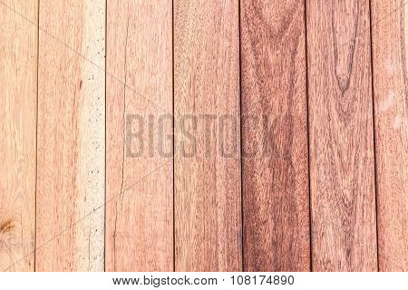 Background of brown wood texture close up