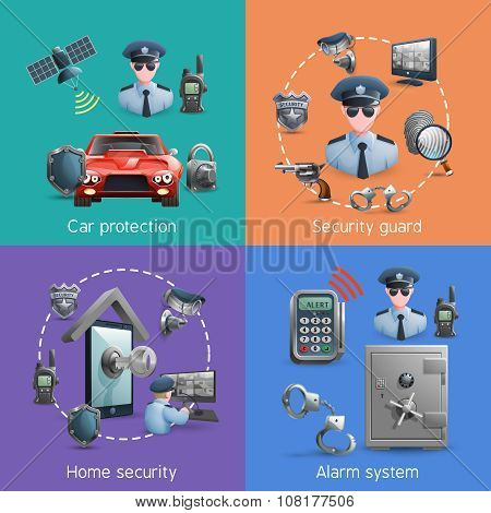 Security Design Concept Set