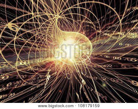 Exploding Wave Particle