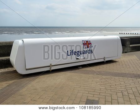 RNLI Lifeguard Equipment Container