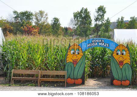 Roba Family Farms in North Abington Township in Pennsylvania