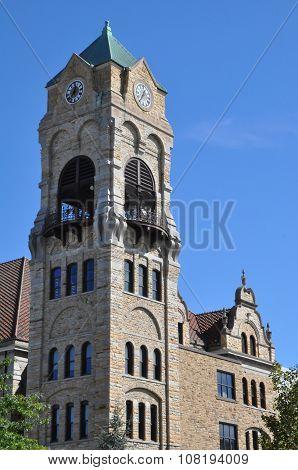 Lackawanna County Courthouse in Scranton, Pennsylvania
