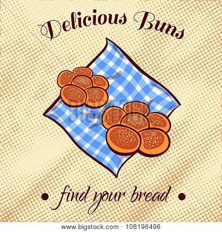 Bread On A Napkin 23