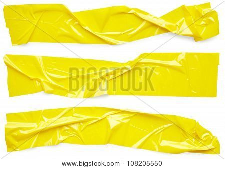Yellow Scotch Tape