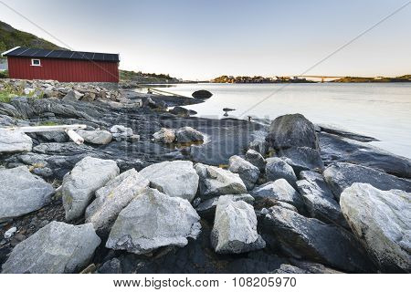 Hamnoy - Reine, Lofoten Islands, Norway