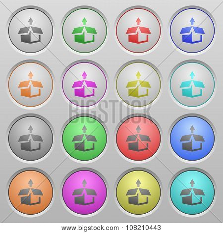 Unpack Plastic Sunk Buttons