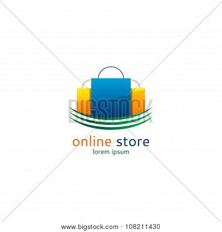 Logo Of Online Store