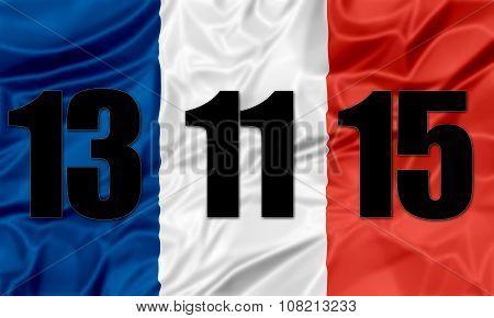 Terrorist attack France