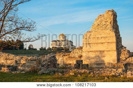 Sevastopol. Hersonissos