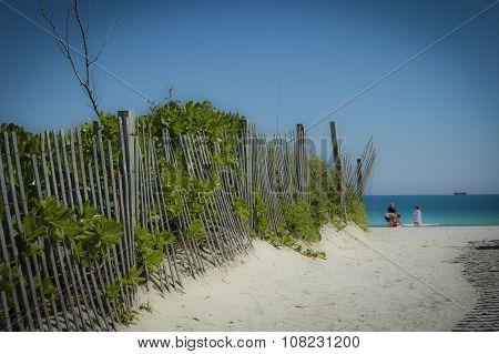 South Beach Bound