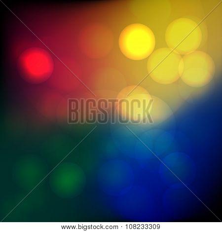 Soft Blurry Background