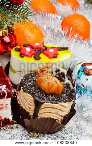 Christmas Delicious Cake