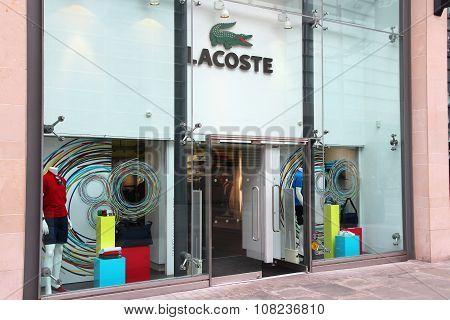 Lacoste Fashion