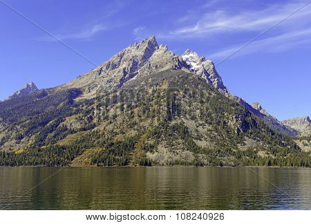 Grand Teton and the Teton Range, Grand Teton National Park, Wyoming