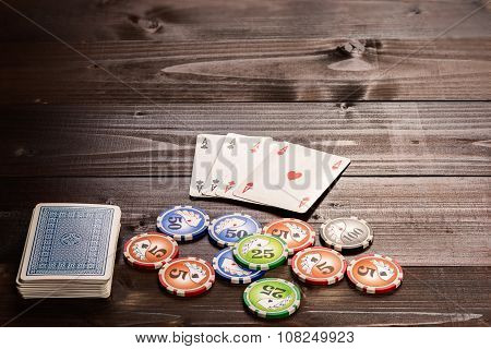 Poker Ace game